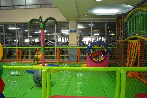 Игровая зона в Биг С на Пхукете